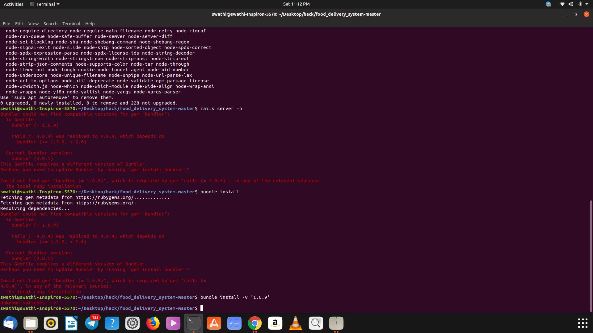 Gem Install about bundler compatible versions - rails - ruby-forum